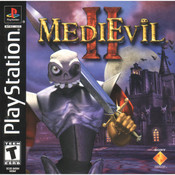MediEvil II Video Game For Sony PS1