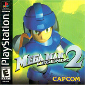 Mega Man Legends 2 - PS1 Game