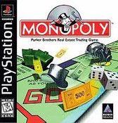 Monopoly - PS1 Game