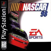 Nascar 98 Racing - PS1 Game