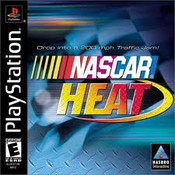 Nascar Heat - PS1 Game