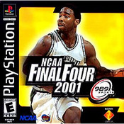 NCAA Final Four 2001 - PS1 Game