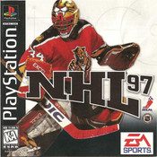 NHL 97 - PS1 Game