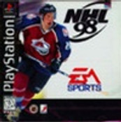 NHL 98 - PS1 Game