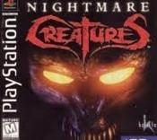 Nightmare Creatures - PS1 Game