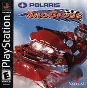 Polaris Snocross - PS1 Game