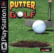 Putter Golf - PS1 Game