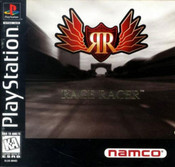 Rage Racer Video Game For Sony PS1