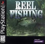 Reel Fishing - PS1 Game