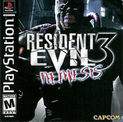 Resident Evil 3 Nemesis - PS1 Game