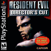 Resident Evil Director's Cut - PS1 Game