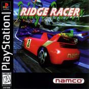 Ridge Racer - PS1 Game