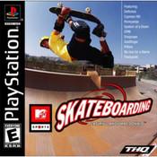 Skateboarding Video Game For Sony PS1