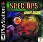 Spec Ops: Covert Assault - PS1 Game