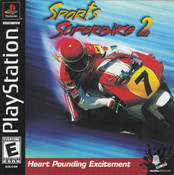Sports Superbike 2 - PS1 Game