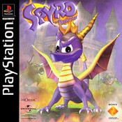 Spyro the Dragon - PS1 Game