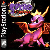 Spyro Riptor's Rage - PS1 Game
