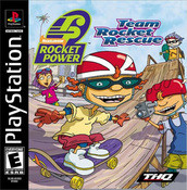 TEAM ROCKET RESCUE - PS1 Game