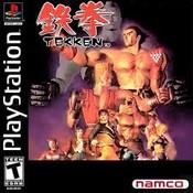 Tekken - PS1 Game