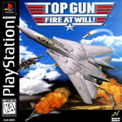 Top Gun:Fire at Will - PS1 Game