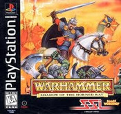 Warhammer Shadow - PS1 Game