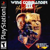 Wing Commander III - PS1 Game