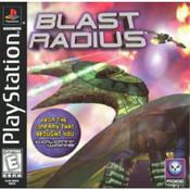 Blast Radius - PS1 Game