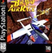BRAVO AIR RACE - PS1 Game