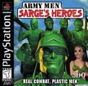 Army Men:Sarge's Heroes 2 - PS1 Game