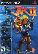 Jak II - PS2 Game
