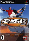 Tony Hawk's Pro Skater 3 - PS2 Game
