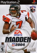 Madden 2004 - PS2 Game