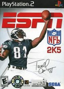 ESPN NFL 2K5 - PS2 Game