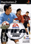 FIFA Soccer 2005 - PS2 Game