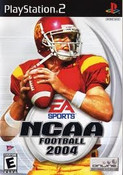 NCAA Football 2004 - PS2 Game