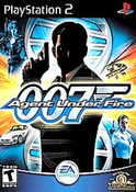 007 Agent Under Fire - PS2 Game