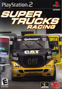 Super Trucks Racing - PS2 Game