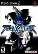 Soul Calibur 2 - PS2 Game