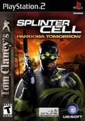 Splinter Cell Pandora Tomorrow - PS2 Game