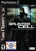 Splinter Cell - PS2 Game