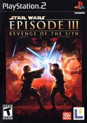 Star Wars Episode III - PS2 Game