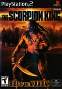 Scorpion King Rise of the Akkadian - PS2 Game