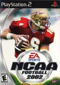 NCAA Football 2002 - PS2 Game