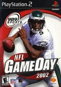 NFL Gameday 2002 - PS2 Game