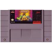 Rock N' Roll Racing - SNES Game