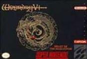 Wizardry V - SNES Game