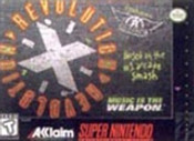 Revolution X - SNES Game