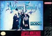 Addams Family, The - SNES Game
