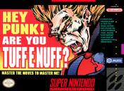 Tuff E Nuff - SNES Game