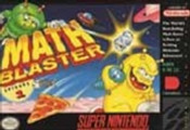 Math Blaster - SNES Game